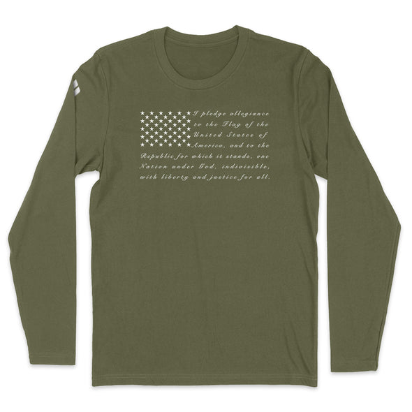 Pledge Of Allegiance Mens Apparel
