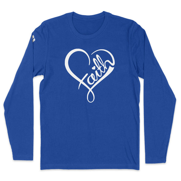 Faith Heart Mens Apparel