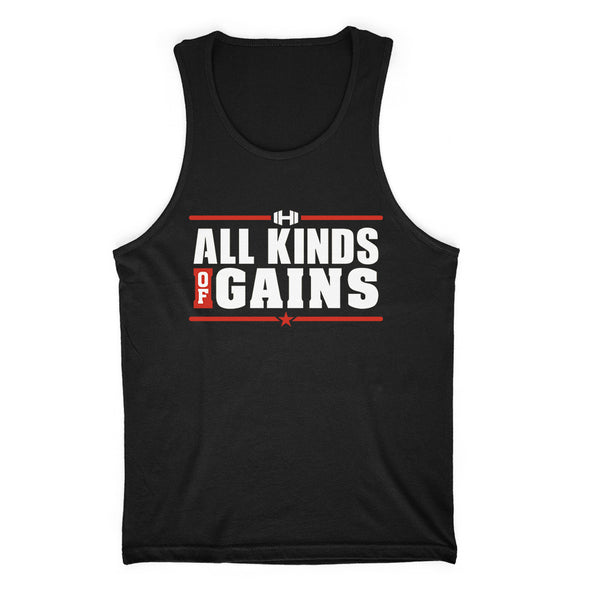 All Kinds Of Gains Mens Apparel