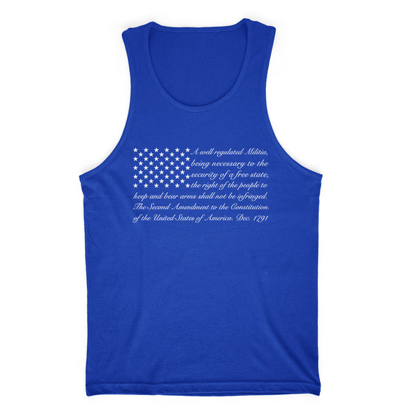 2nd Amendment Flag 2 Mens Apparel