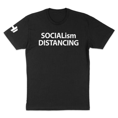 Socialism Distancing Mens Apparel