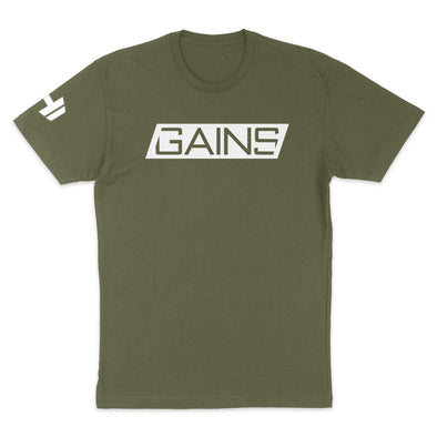 GAINS Mens Apparel
