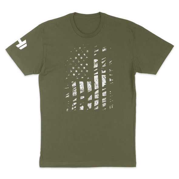 USA Flag Mens Apparel