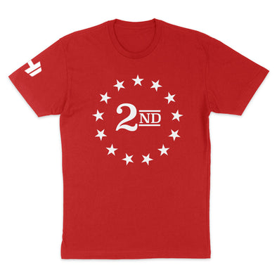 2nd Amendment Betsy Ross Mens Apparel