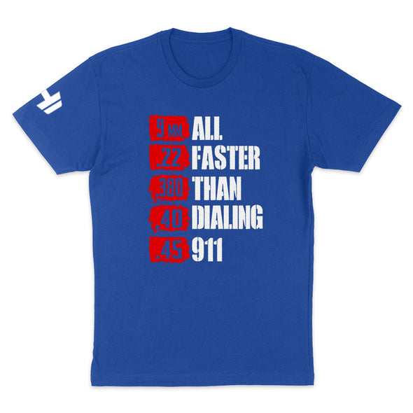All Faster Than 911 Mens Apparel