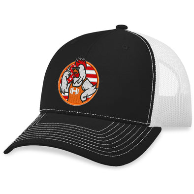 Hodges Chicken Logo Trucker Hat