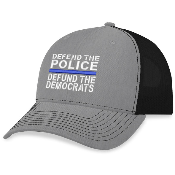 Defund The Democrats Trucker Hat