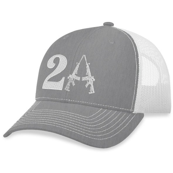 2nd Amendment Guns Trucker Hat