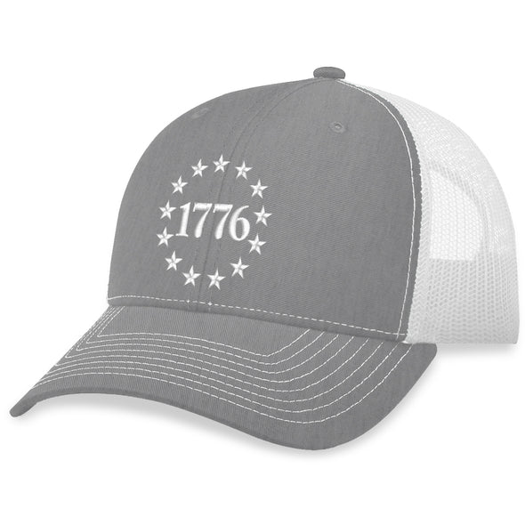 1776 Guns Trucker Hat