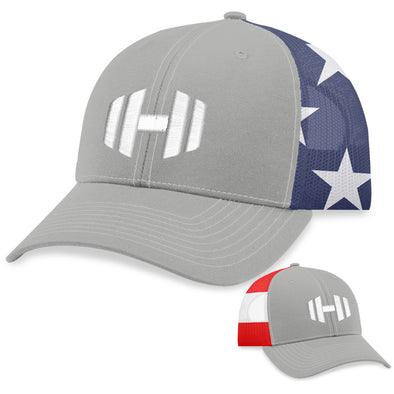Patriotic Logo Hat
