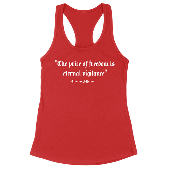 The Price of Freedom Womens Apparel
