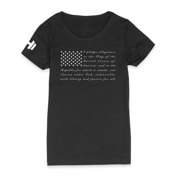 Pledge Of Allegiance Womens Apparel