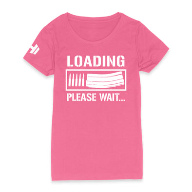 Loading Please Wait White Womens Apparel