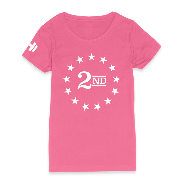 2nd Amendment Betsy Ross Womens Apparel