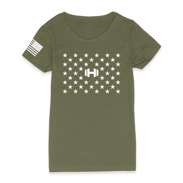 Hodge Twins Logo Union Womens Apparel