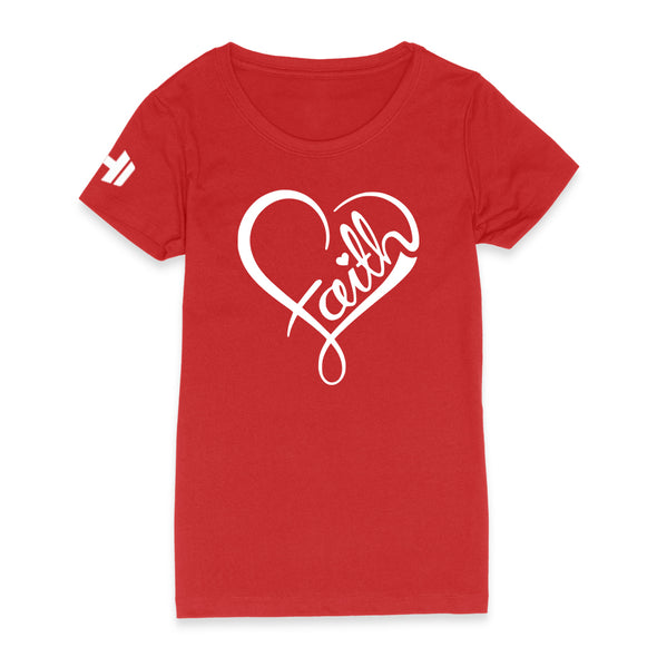 Faith Heart Womens Apparel
