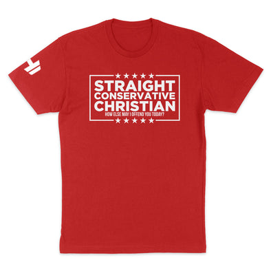Straight Conservative Christian Mens Apparel