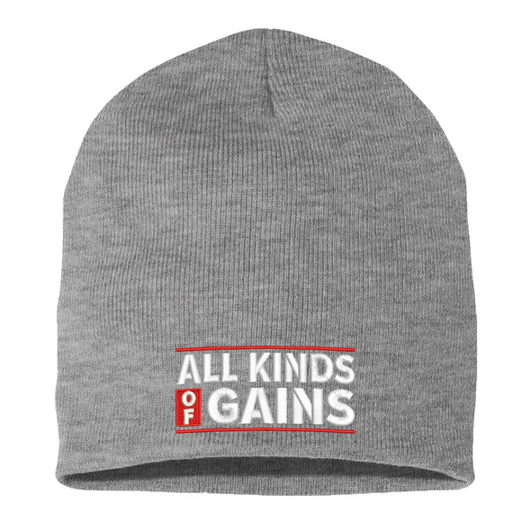 All Kinds Of Gains Beanie
