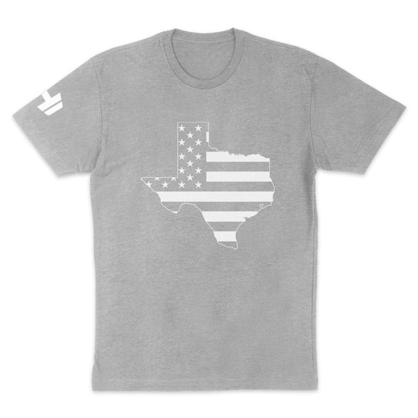 Texas USA Flag Mens Apparel