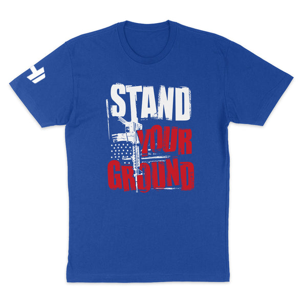 Stand Your Ground Mens Apparel