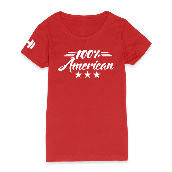 100 Percent American Womens Apparel