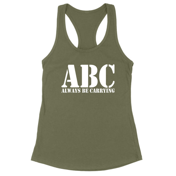 ABC Always Be Carrying Womens Apparel