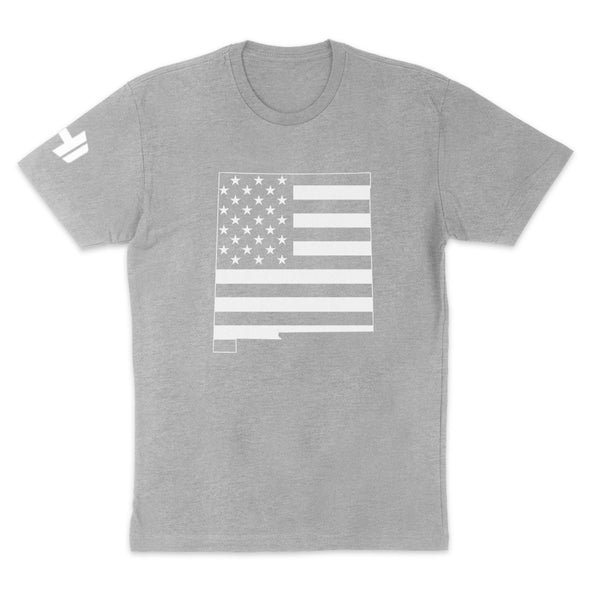 New Mexico USA Flag Mens Apparel