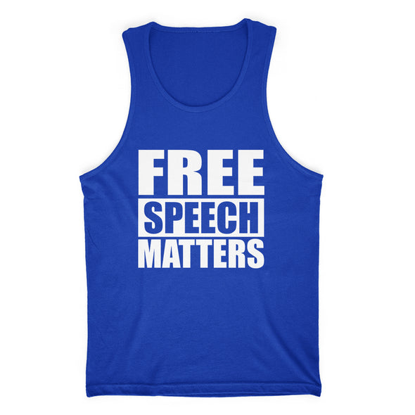 Free Speech Matters Mens Apparel