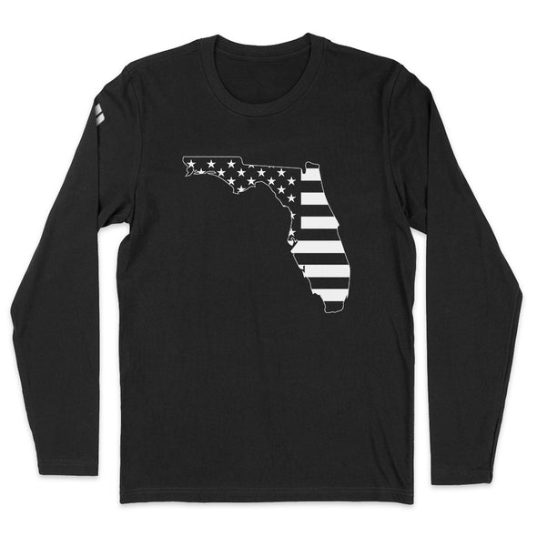 Florida USA Flag Mens Apparel