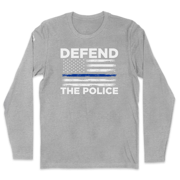 Defend The Police Mens Apparel