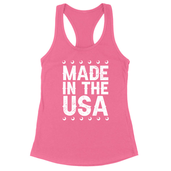 Made In The USA Womens Apparel