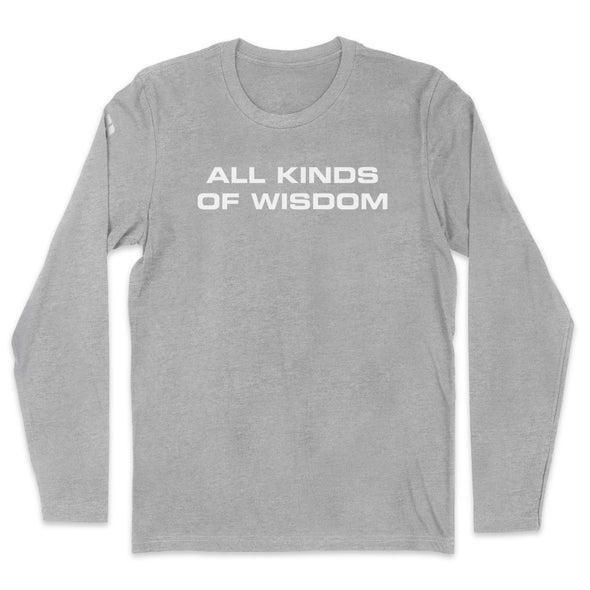 All Kinds of Wisdom Mens Apparel