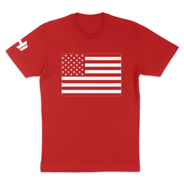 Colorado USA Flag Mens Apparel
