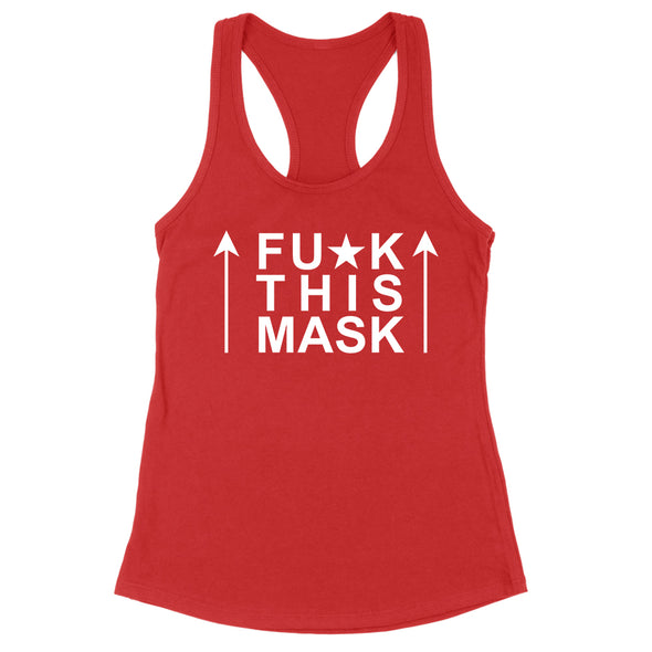 Fuk This Mask Womens Apparel