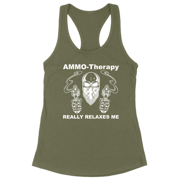 Ammotherapy Womens Apparel