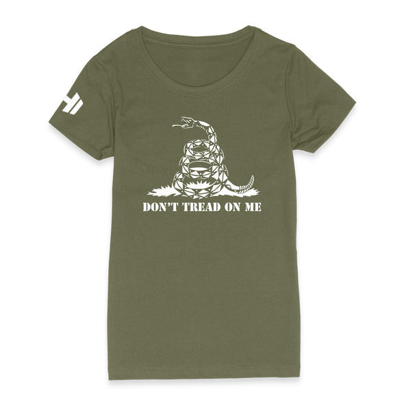 Don't Tread On Me Womens Apparel