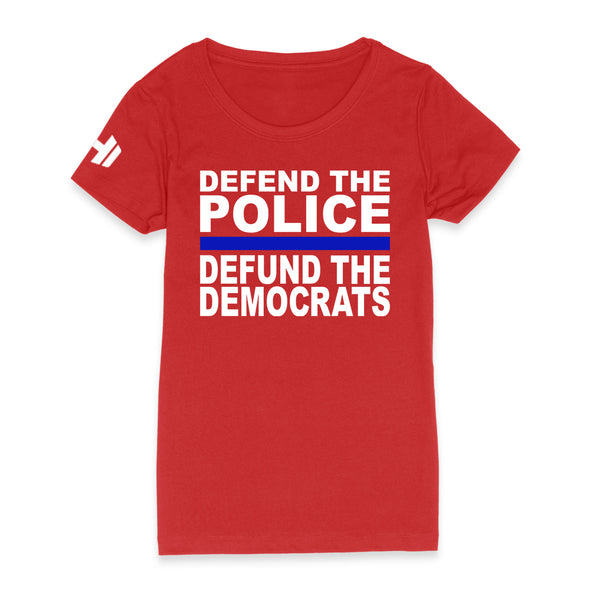 Defund The Democrats Womens Apparel