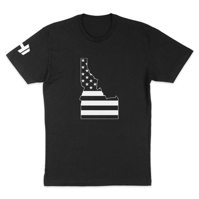 Idaho USA Flag Mens Apparel