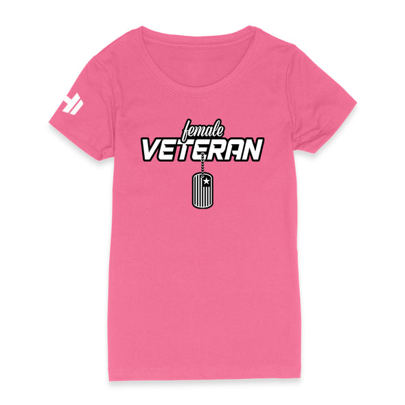 Female Veteran Womens Apparel