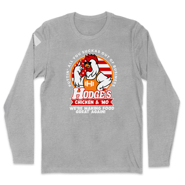 Hodges Chicken And Mo Mens Apparel