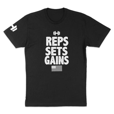 Reps Sets Gains Mens Apparel