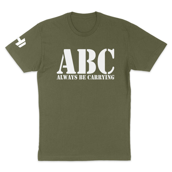 ABC Always Be Carrying Mens Apparel
