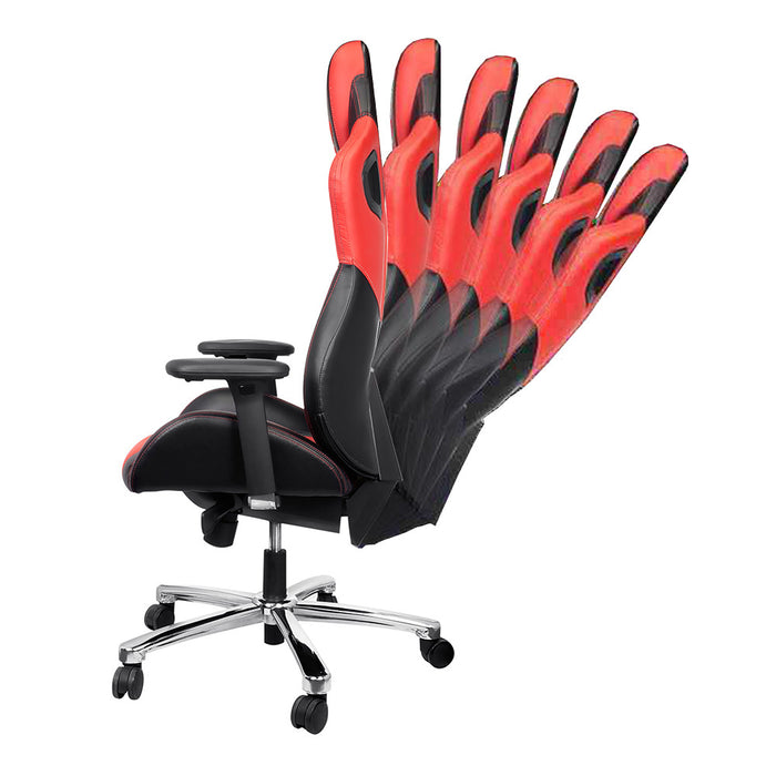 E-Blue 36450 | Chaise de jeu Cobra - Rouge