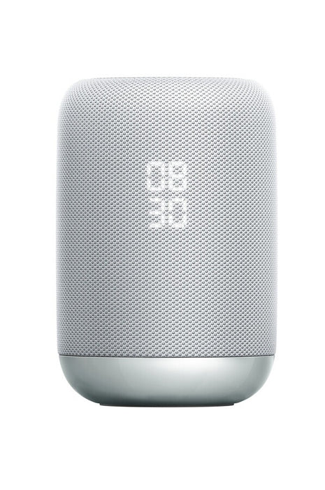 Sony LFS50GWCA | Haut-parleur intelligent - Bluetooth - Google Assistant - Blanc