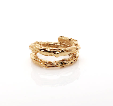 Redwood Ring Gold