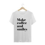 Camiseta Make Coffee