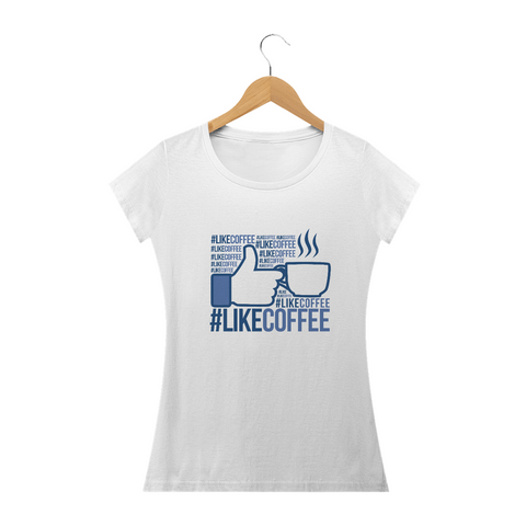 Camiseta Like Coffee