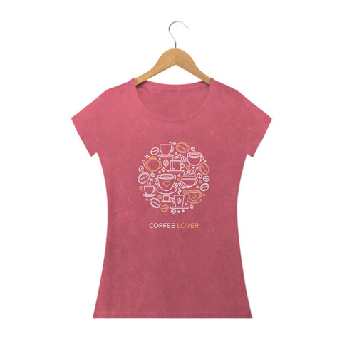 Camiseta Coffee Lover