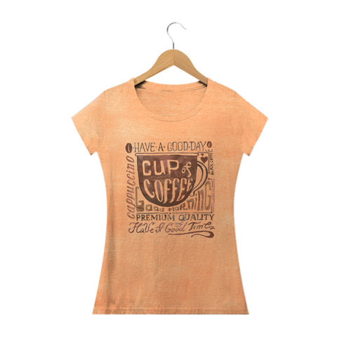 Camiseta Cup of Coffee