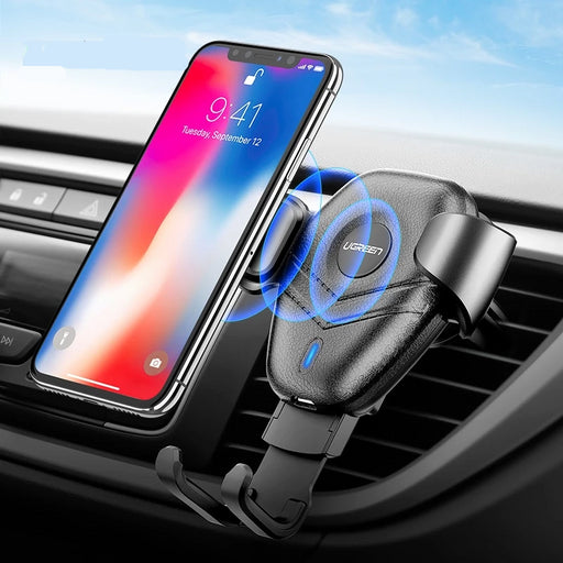 Wireless Charger Car Phone Holder